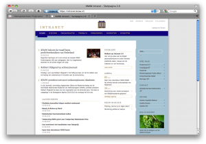 knaw intranet